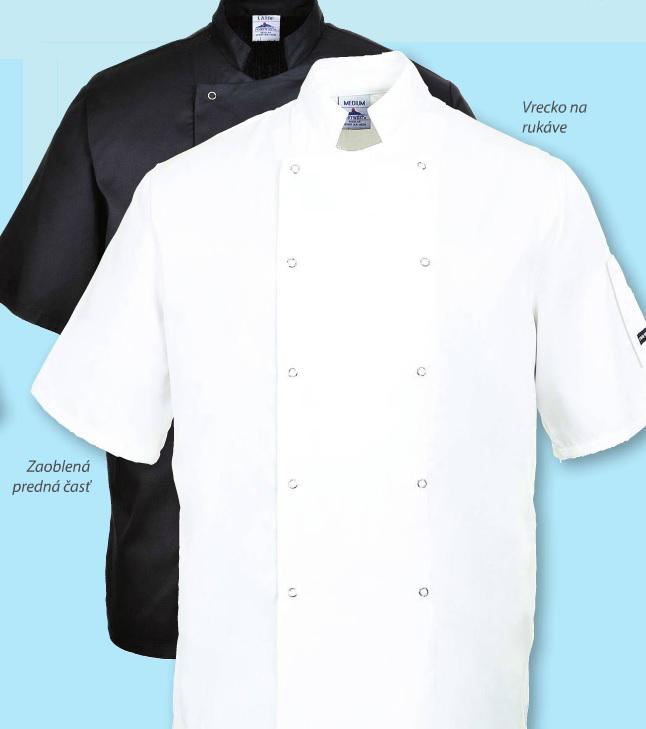 Levně Cumbria kuchařský rondon - bílý XXL