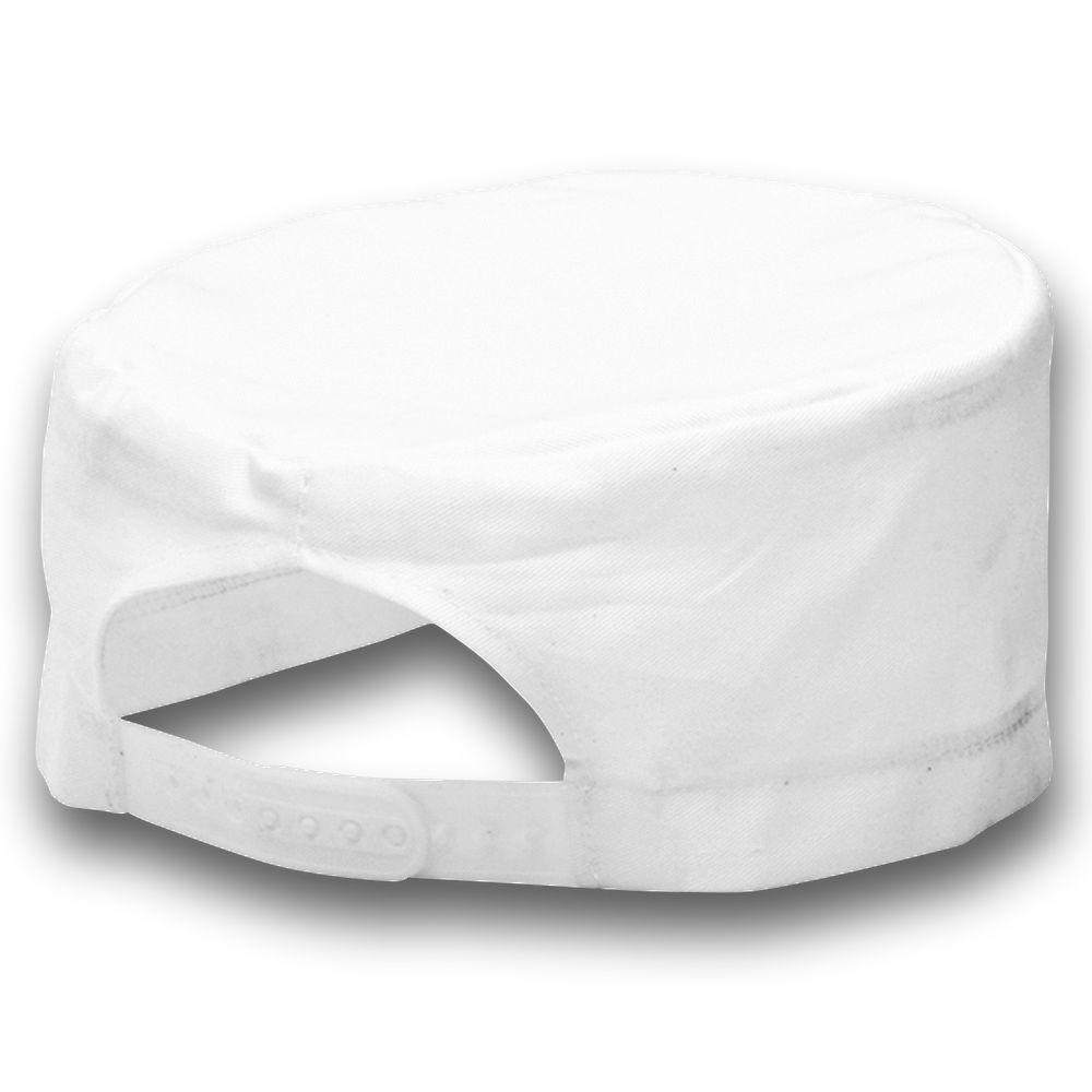 Kuchařská čepice UNISEX - bílá