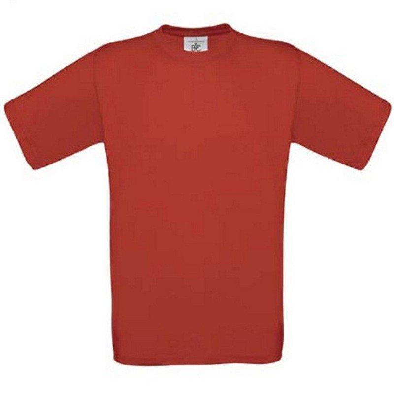 Levně Tričko - červené M
