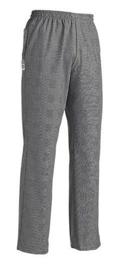 Levně Kuchařské kalhoty Galles kárované XL