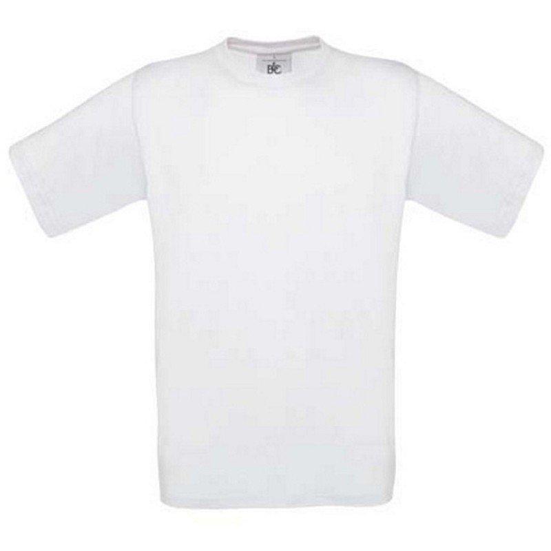 Levně Tričko - bílé S